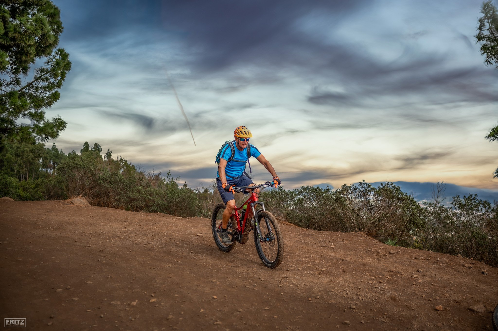 EMTB Ride around the Teide